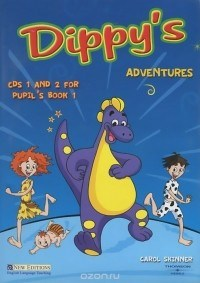 Dippy's Adventures Pupil's Book 1