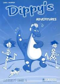 Dippy's Adventures Activity Book 1