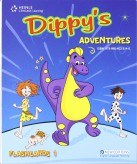 Dippy's Adventures Flashcards 1