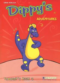 Dippy's Adventures Teacher's Book 2