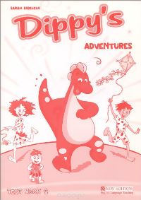 Dippy's Adventures Test Book 2