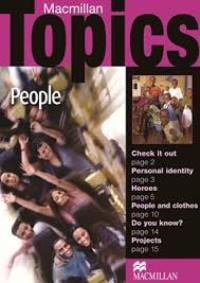 TOPICS: People