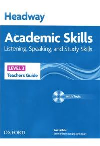 Academic Skills: Listening, Speaking and Study Skills Level B1-B2