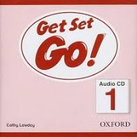 Get Set Go! 1 Audio CD