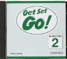 Get Set Go! 2 Audio CDs (2)