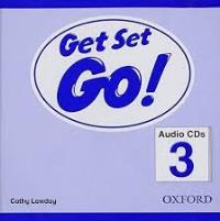 Get Set Go! 3 Audio CDs (2)