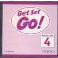 Get Set Go! 4 Audio CDs (2)