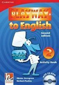 Playway to English Second Edition 2 Activity Book with CD-ROM