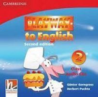 Playway to English Second Edition 2 Class Audio CDs