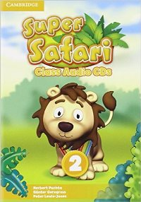 Super Safari 2 Class Audio CD
