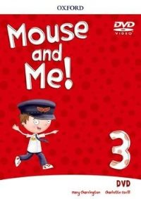 Mouse and Me! 3 DVD