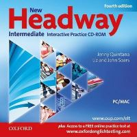 New Headway 4ED Intermediate Interactive Practice CD-ROM