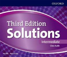 Solutions 3ED INTERMEDIATE CLASS CDs (3)