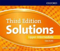 Solutions 3ED UPPER-INTERMEDIATE CLASS CDs (3)