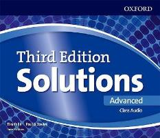 Solutions 3ED ADVANCED CLASS CDs (3)