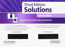 Solutions 3ED INTERMEDIATE Tests Pack