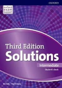 Solutions 3ED INTERMEDIATE Student's Book