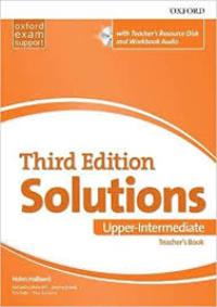Solutions 3ED UPPER-INTERMEDIATE Teacher's Book