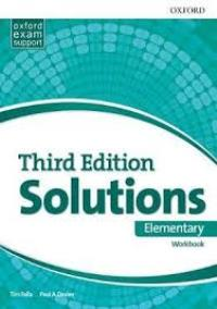 Solutions 3ED ELEMENTARY Workbook