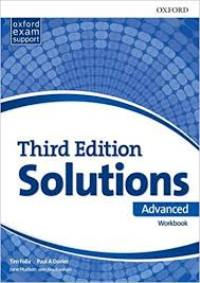 Solutions 3ED ADVANCED Workbook