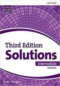 Solutions 3ED INTERMEDIATE Workbook