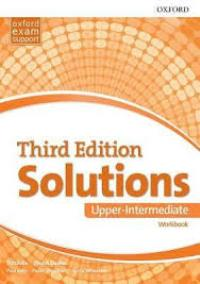 Solutions 3ED UPPER-INTERMEDIATE Workbook
