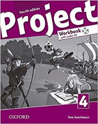 Project 4ED 4 Workbook with Audio CD