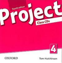 Project 4ED 4 Class Audio CDs (3)