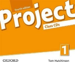 Project 4ED 1 Class Audio CDs (3)