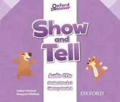 Oxford Show and Tell: Level 3. Class Audio CD (2 Discs)