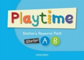 Playtime Teacher's Resource Pack (all levels)
