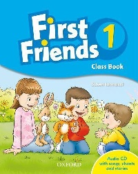 First Friends Level 1 Class Book and MultiRom Pack