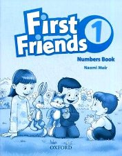 First Friends Level 1 Numbers Book