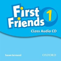 First Friends Level 1 Class Audio CDs