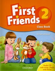 First Friends Level 2 Class Book + MultiRom Pack