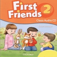 First Friends Level 2 Class Audio CDs