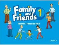 Family and Friends Level 1 Teacher's Resource Pack