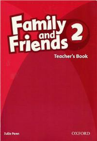 Family and Friends Level 2 Teacher's Book