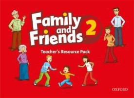 Family and Friends Level 2 Teacher's Resource Pack