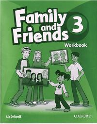 Family and Friends Level 3 Workbook