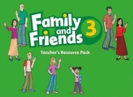 Family and Friends Level 3 Teacher's Resource Pack