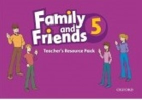 Family and Friends Level 5 Teacher's Resource Pack