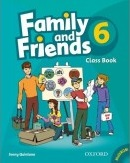 Family and Friends Level 6 Class Book with MultiRom