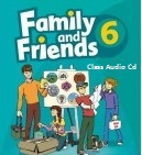 Family and Friends Level 6 Class Audio CDs