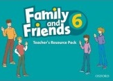 Family and Friends Level 6 Teacher's Resource Pack