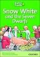 Family and Friends Level 3 Reader. Snow White and The seven Dwarfs