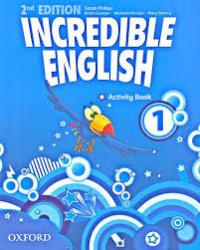 Incredible English 2nd Ed Level 1 Activity Book