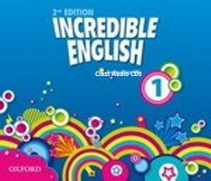 Incredible English 2nd Ed Level 1 Class Audio CDs