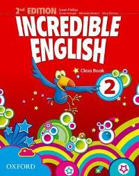 Incredible English 2nd Ed Level 2 Class Book