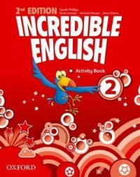 Incredible English 2nd Ed Level 2 Activity Book